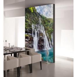 papier peint cascade achat vente papier peint cascade. Black Bedroom Furniture Sets. Home Design Ideas