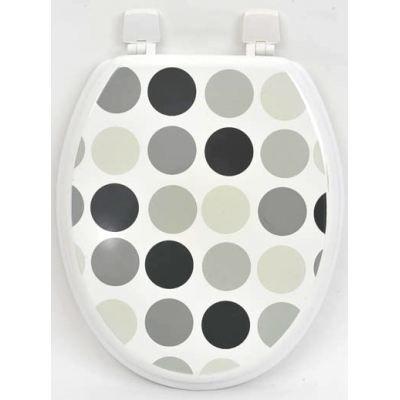Abattant wc contemporain en mdf achat vente abattant wc abattant wc contemporain en cdiscount for Wc contemporain