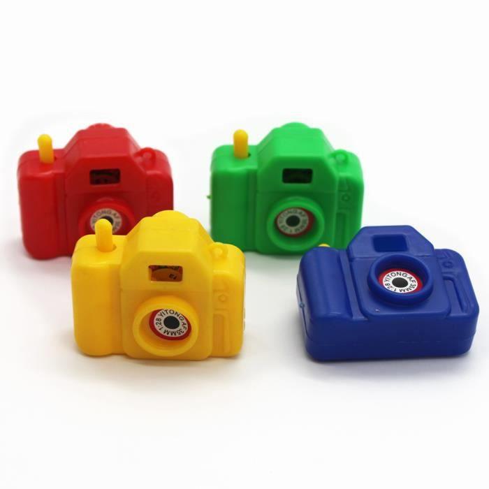 10 pi ce mini appareil photo animaux sauvages jouets de l. Black Bedroom Furniture Sets. Home Design Ideas