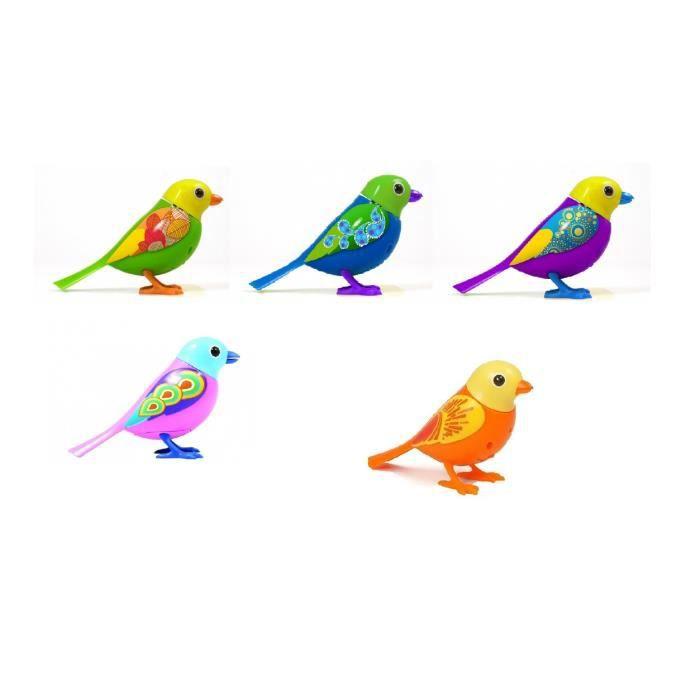 Lot x2 digibird oiseau bague couleur aleatoire achat for Oiseau couleur