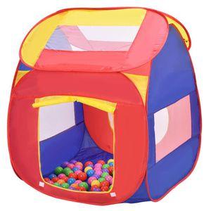 tente enfant tente pop up achat vente jeux et jouets pas chers. Black Bedroom Furniture Sets. Home Design Ideas