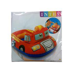 Bateau gonflable voiture 98x72cm intex achat vente jeux de piscine cd - Bateau gonflable enfant ...
