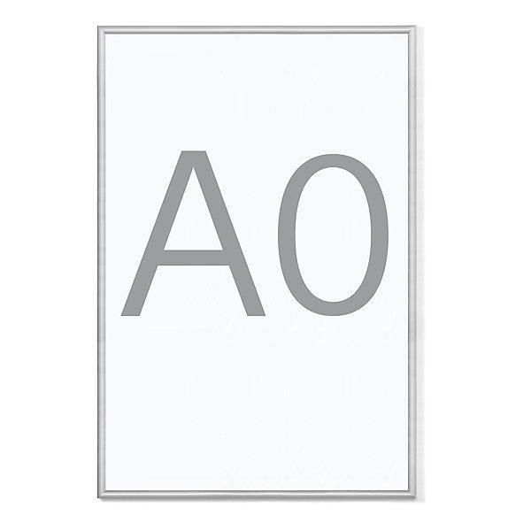 cadre pliant b1 profil en aluminium lot de 2 pour format a0 cadre porte affiches cadre. Black Bedroom Furniture Sets. Home Design Ideas
