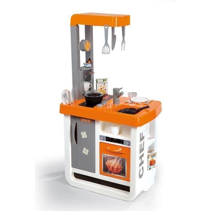 Smoby cuisine bon app tit super chef orange achat vente dinette cuisine cuisine bon - Cuisine smoby bon appetit ...