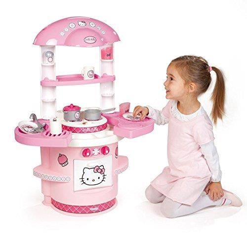 Smoby hello kitty premiere cuisine achat vente univers miniature cdiscount - Cuisine smoby hello kitty ...