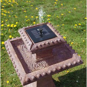 fontaine de jardin achat vente fontaine de jardin pas cher cdiscount. Black Bedroom Furniture Sets. Home Design Ideas