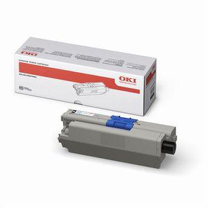 OKI Cartouche toner 44469804 - Compatible C510/C530/MC561 - Noir - Capacité standard 5.000 pages