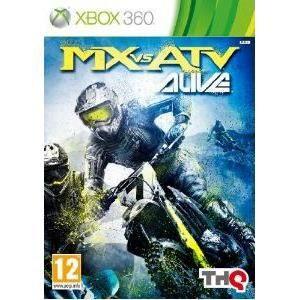 JEUX XBOX 360 MX vs ATV: Alive 2011 (Xbox 360) [UK IMPORT]