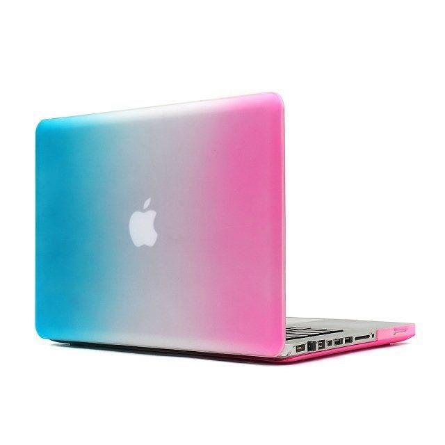 Rainbow housse de pour macbook pro 13 achat vente for Housse macbook pro 13