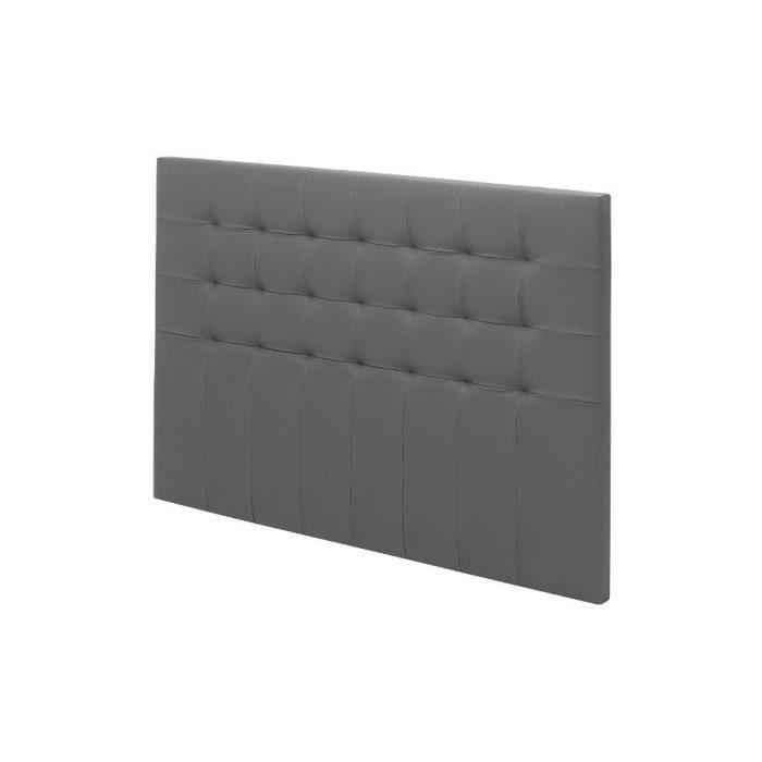 tete de lit cuir pinterest the world s catalog of ideas. Black Bedroom Furniture Sets. Home Design Ideas