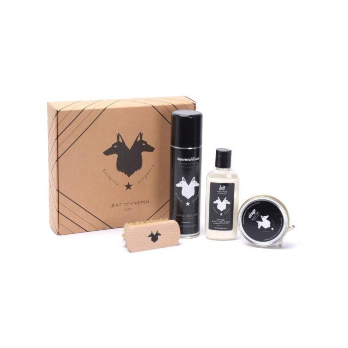 coffret entretien cuir achat vente mat riel d 39 entretien 2009795349804 cdiscount. Black Bedroom Furniture Sets. Home Design Ideas