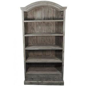 bibliotheque meuble achat vente bibliotheque meuble pas cher cdiscount. Black Bedroom Furniture Sets. Home Design Ideas