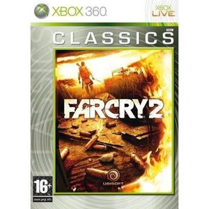 JEUX XBOX 360 FAR CRY 2 CLASSICS / Jeu console XBOX360