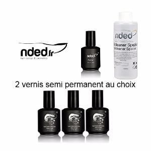 cleaner pour vernis semi permanent achat vente cleaner. Black Bedroom Furniture Sets. Home Design Ideas