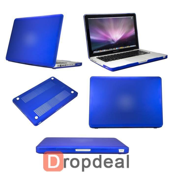 Housse coque etui silicone rigide apple macbook air 11 6 for Housse macbook air 11