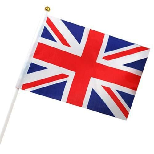 drapeau anglais - achat    vente drapeau anglais pas cher