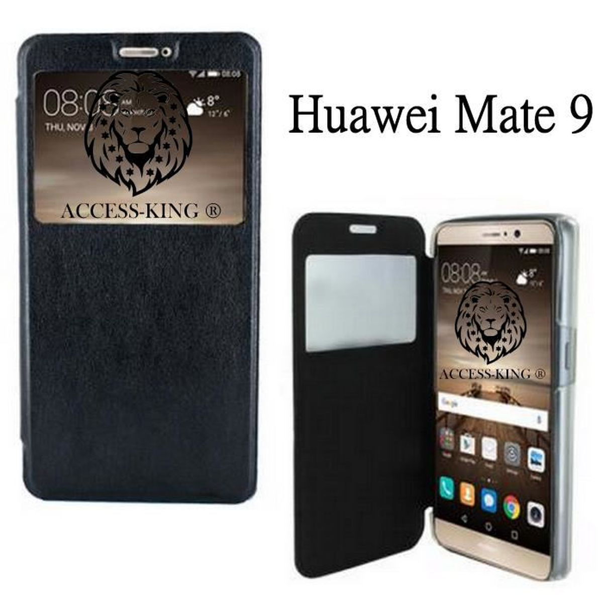 Coque pour huawei mate 9 premium qualite etui housse luxe for Housse huawei mate 9