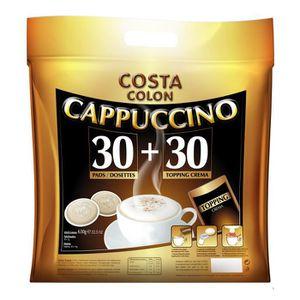 CAFÉ - CHICORÉE CAPPUCCINO CASA COLON 30+30