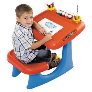 TABLE JOUET D'ACTIVITÉ Bureau d'Activités Sit and Draw