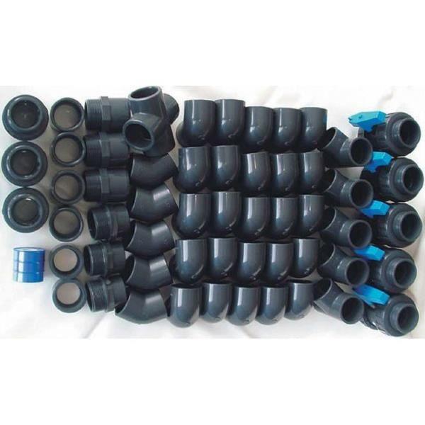kit plomberie pour piscine diam 50 achat vente piscine kit plomberie pour piscine. Black Bedroom Furniture Sets. Home Design Ideas