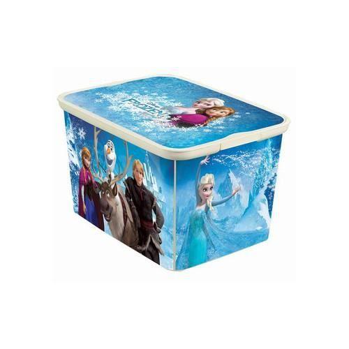 Boite deco amsterdam l decor la reine des neiges achat for Boite de rangement decorative
