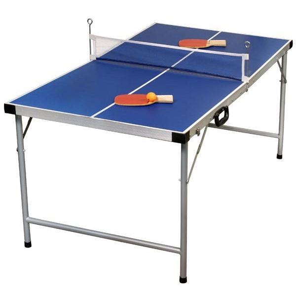 mini table de ping pong prix pas cher cdiscount. Black Bedroom Furniture Sets. Home Design Ideas