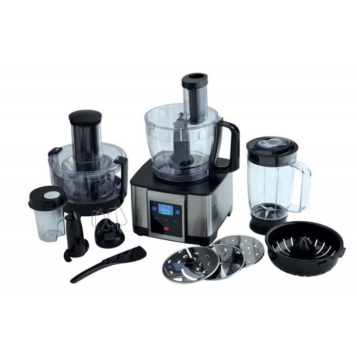 Robot multifonction achat vente robot multifonction pas cher cdiscount - Robot multifonction avec centrifugeuse ...