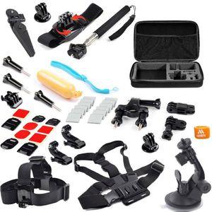 COQUE - HOUSSE - ÉTUI 31 en 1 kit d'accessoires pour GoPro Hero 1233+4