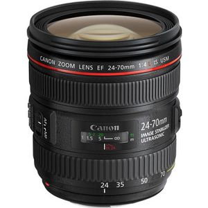 OBJECTIF CANON EF 24-70mm f-4L IS USM