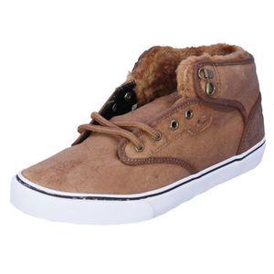 BASKET Chaussures en cuir ~ Globe Motley Mid Distressed B