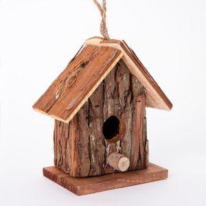 nichoir a oiseaux en bois achat vente nichoir a. Black Bedroom Furniture Sets. Home Design Ideas