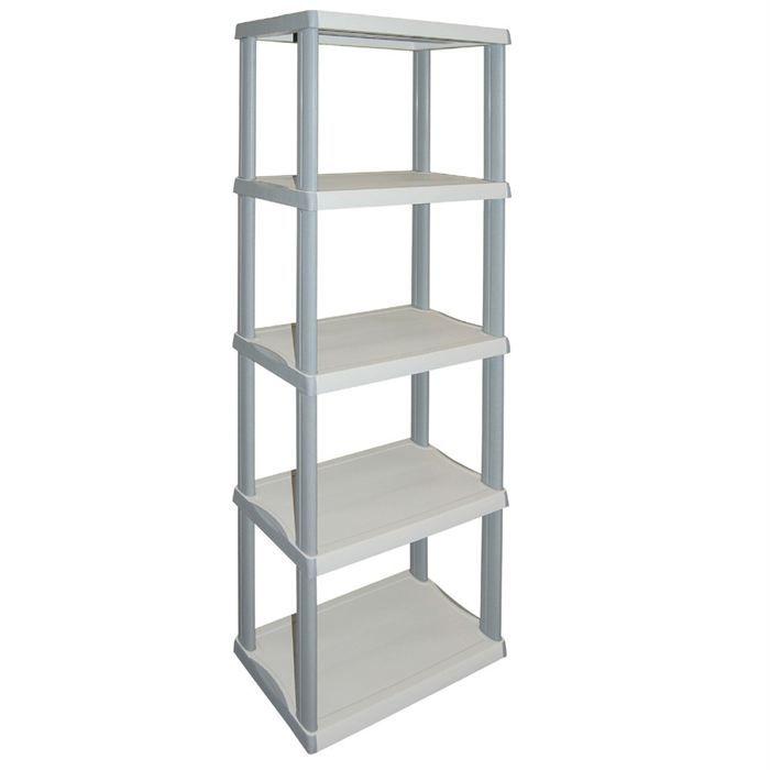 ALLIBERT Etagère de rangement Moduline Small - Achat / Vente etabli - meuble atelier 100% ...