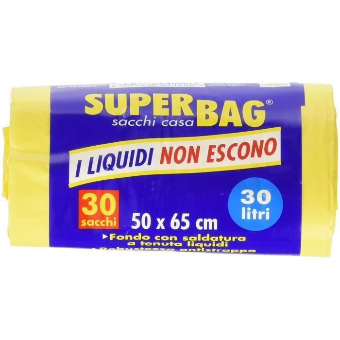 sac poubelle jaune achat vente sac poubelle jaune pas cher cdiscount. Black Bedroom Furniture Sets. Home Design Ideas