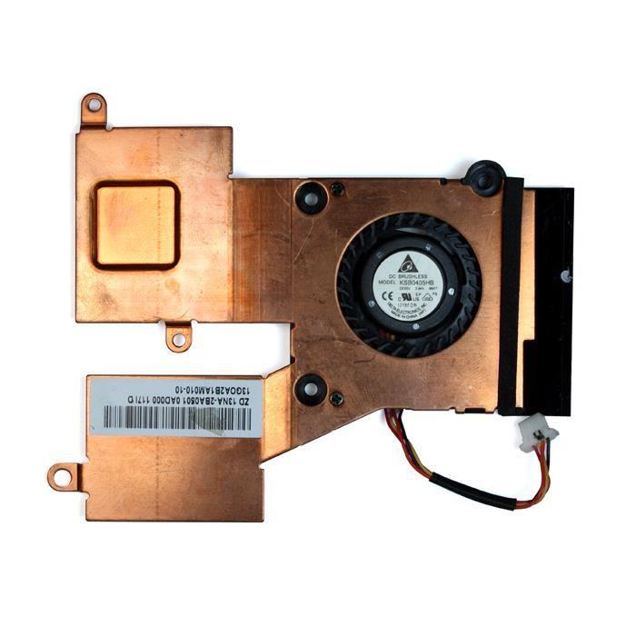 asus eee pc 1005ha pu1x bk ventilateur pour ordinateurs portables avec radiateur prix pas cher. Black Bedroom Furniture Sets. Home Design Ideas