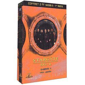 DVD SÉRIE DVD Stargate sg1, saison 9c