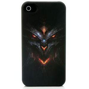 Coque Diablo 3 tête iPhone 4S IP-1480