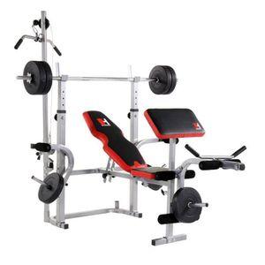BANC DE MUSCULATION Banc de musculation Bermuda XT Pro 4508