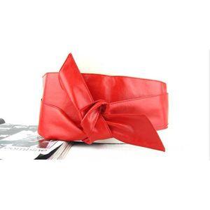ceinture femme large rouge achat vente ceinture femme large rouge pas cher cdiscount. Black Bedroom Furniture Sets. Home Design Ideas