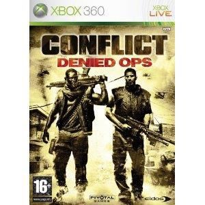 JEUX XBOX 360 Conflict: Denied Ops (Xbox 360) [UK IMPORT]