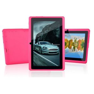 """TABLETTE TACTILE  Topshows T88 wifi Tablette  7"""" 8Go Rose"""