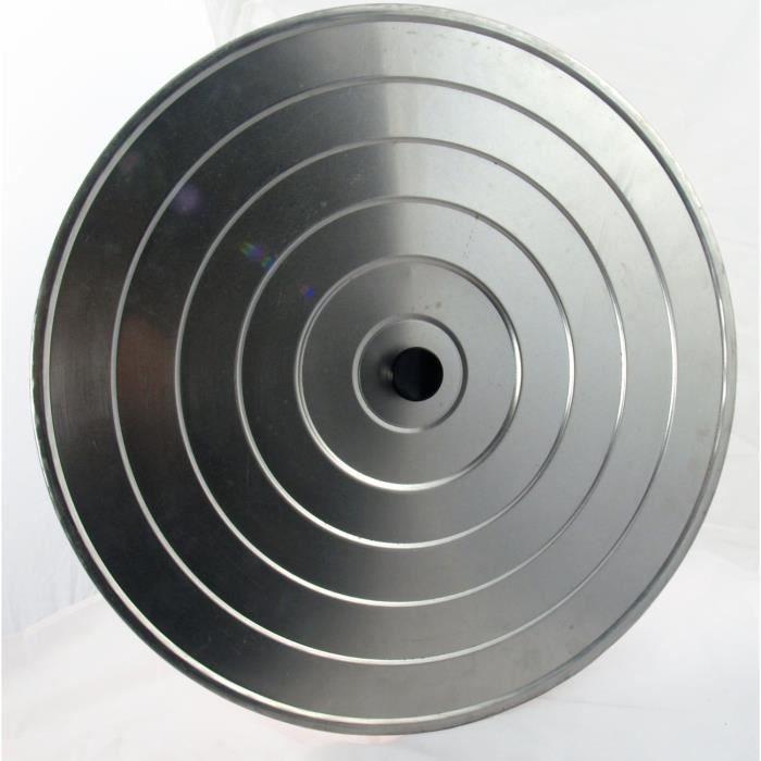 couvercle alluminium pour poele a paella 80 cm de achat vente lot ustensiles couvercle. Black Bedroom Furniture Sets. Home Design Ideas