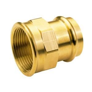 Manchon ff fer cuivre sertir 18x3 4 20 27 achat vente tuyau raccord manchon ff fer - Raccord cuivre a sertir ...
