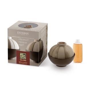 Sph re parfum teck et tonka esteban achat vente diffuseur de parfum t - Diffuseur de parfum esteban ...
