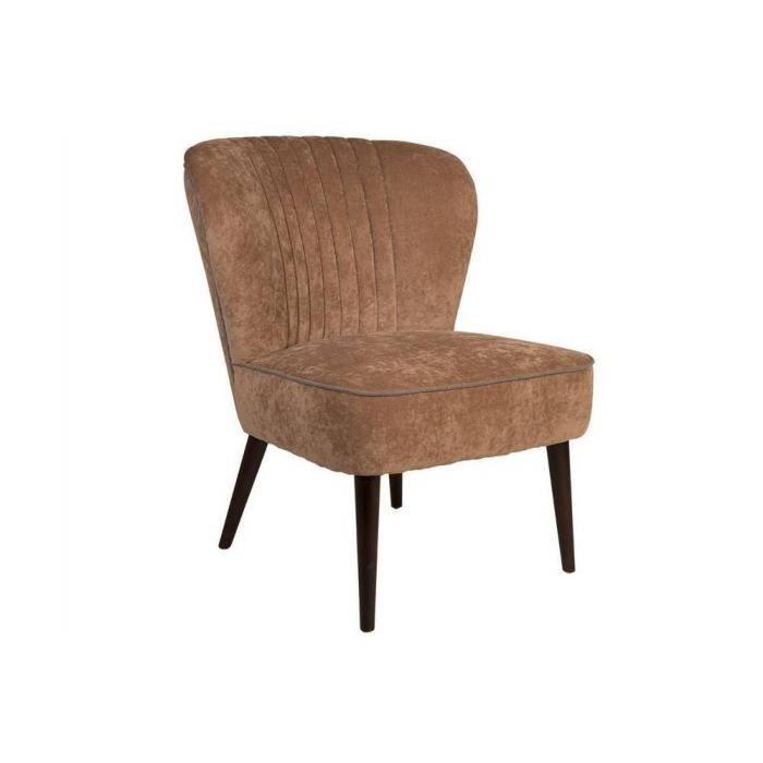 Petit fauteuil smoker de dutchbone tissu beige achat vente fauteuil marro - Le petit fauteuil de raymond ...