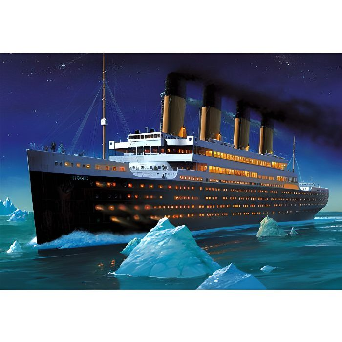titanic evaluation Another expedition to the titanic wreck site, pursuant to a charter with   considerations for any evaluation of whether an entity is a qualified.