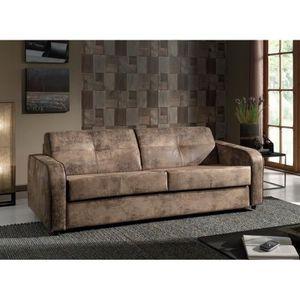 canape convertible rapido achat vente canape convertible rapido pas cher cdiscount. Black Bedroom Furniture Sets. Home Design Ideas