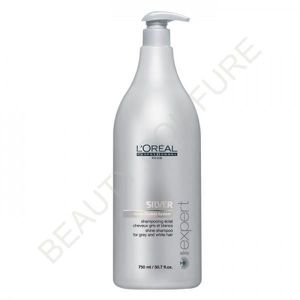 SHAMPOING Shampooing Silver 750 ML