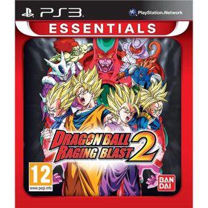 JEU PS3 Dragon Ball Raging Blast 2 Essentials  (Playsta...