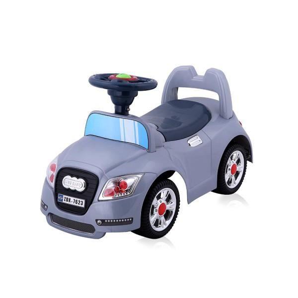 voiture porteur adi pour enfant grise achat vente porteur pousseur cdiscount. Black Bedroom Furniture Sets. Home Design Ideas