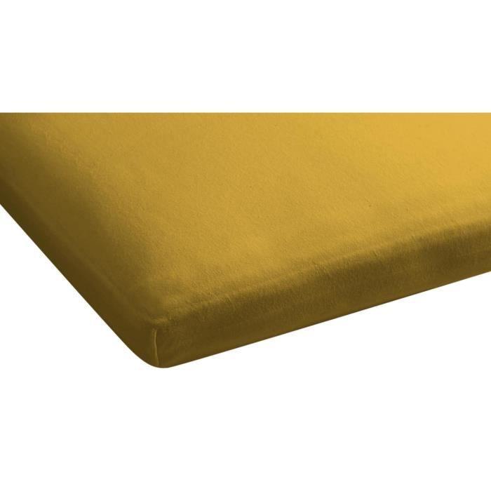 en jersey 100 coton bross 160 g m convient aux surmatelas d 39 une haute. Black Bedroom Furniture Sets. Home Design Ideas